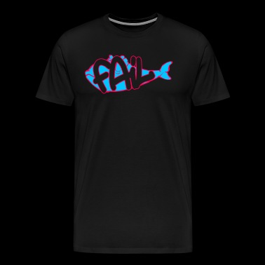 Fail Whale - Men's Premium T-Shirt