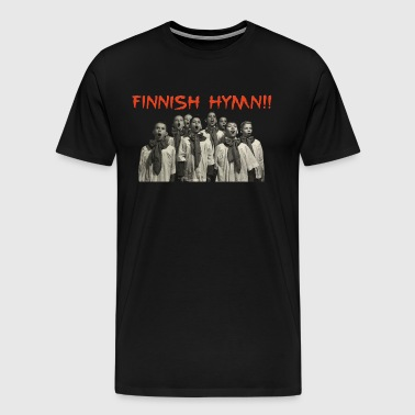 FINNISH HYMN - Men's Premium T-Shirt