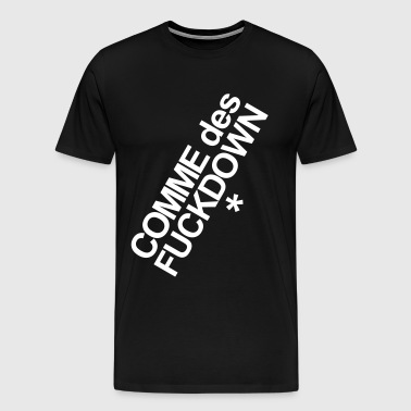 COME DES FUCKDOWN - Men's Premium T-Shirt