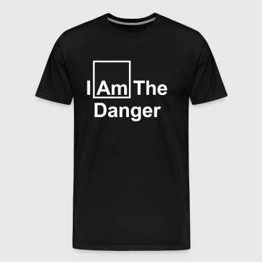 THE DANGER - Men's Premium T-Shirt