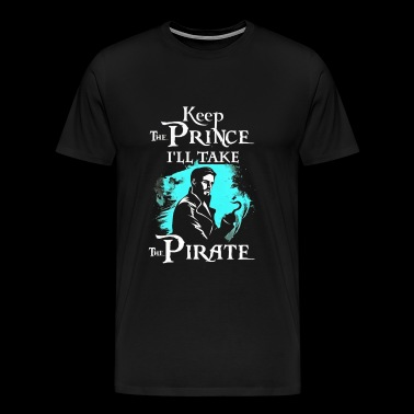 keep the prince - Men's Premium T-Shirt