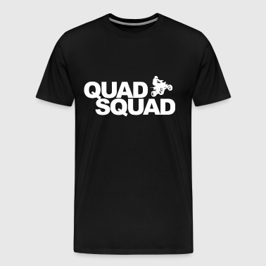 Quad Squad Racing Team - Men's Premium T-Shirt