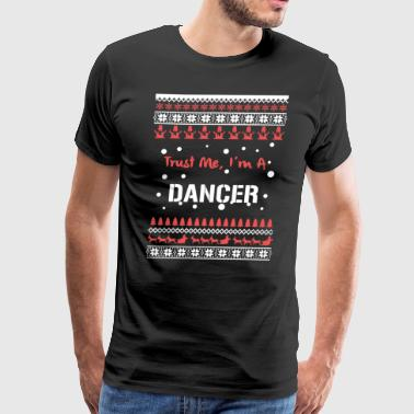 Dancer Christmas Shirt - Men's Premium T-Shirt
