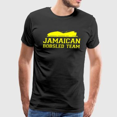 Jamaican Bobsled Team - Men's Premium T-Shirt
