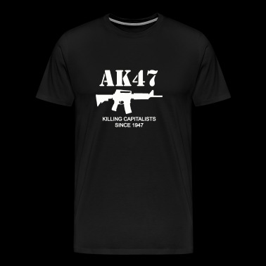 Killing Capitalists - Men's Premium T-Shirt