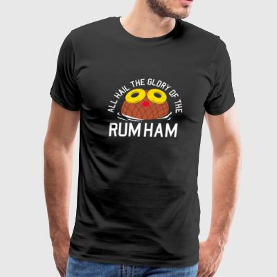 RUM HAM - Men's Premium T-Shirt