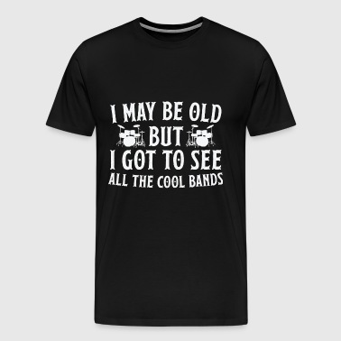 Music i may be old but - Men's Premium T-Shirt