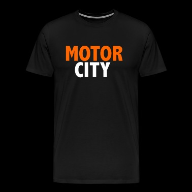 MOTOR CITY - Men's Premium T-Shirt
