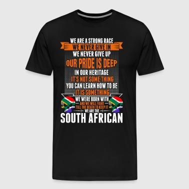 We Are The South African - Men's Premium T-Shirt