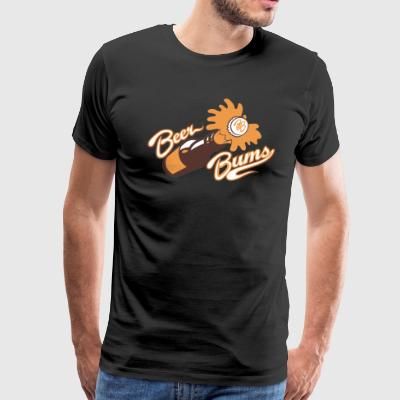 Beer bums - Men's Premium T-Shirt