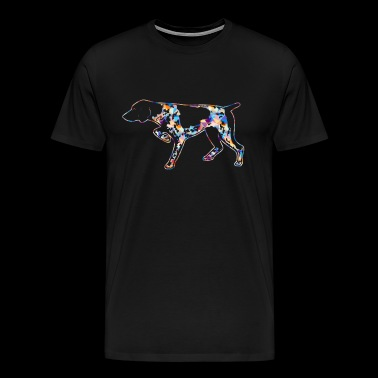 German Shorthair Pointer Shirts - Men's Premium T-Shirt