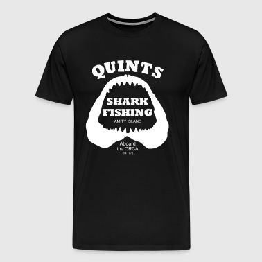Jaws inspired Movie - Men's Premium T-Shirt