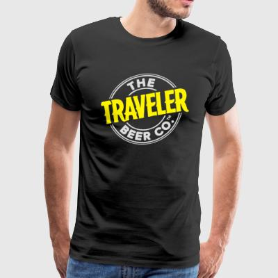 the beer compagny traveler - Men's Premium T-Shirt