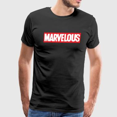Marvelous - Men's Premium T-Shirt