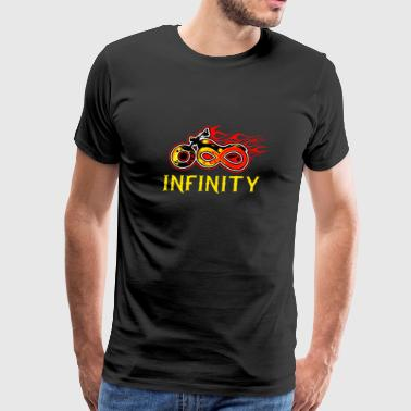Infinity Sign - Men's Premium T-Shirt