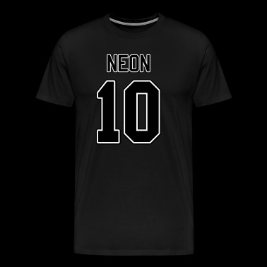 Element Neon - Men's Premium T-Shirt