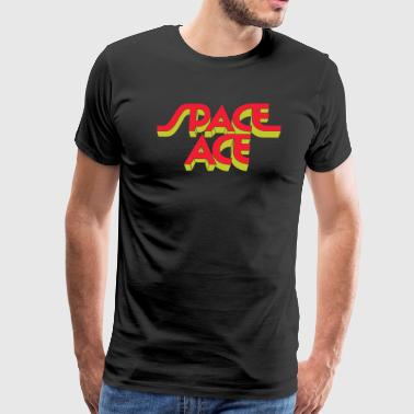 Space Ace - Men's Premium T-Shirt