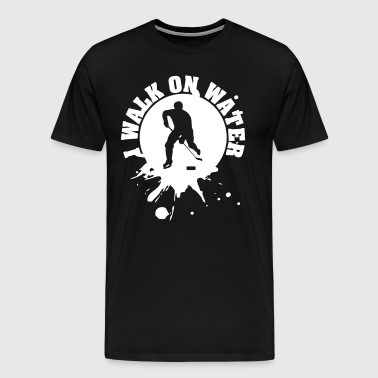 I walk on water - Men's Premium T-Shirt