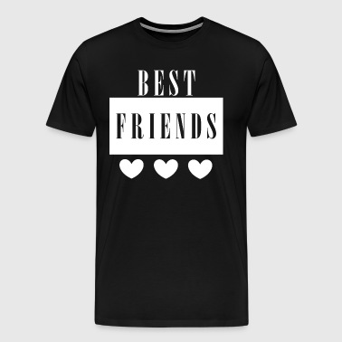 Best friends for ever - Men's Premium T-Shirt