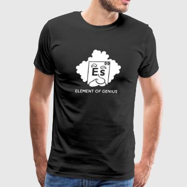 Einstein Science - Men's Premium T-Shirt