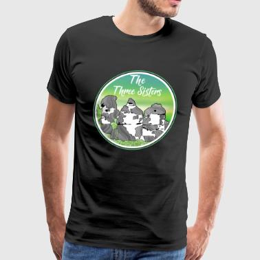 The Three Sisters - Men's Premium T-Shirt