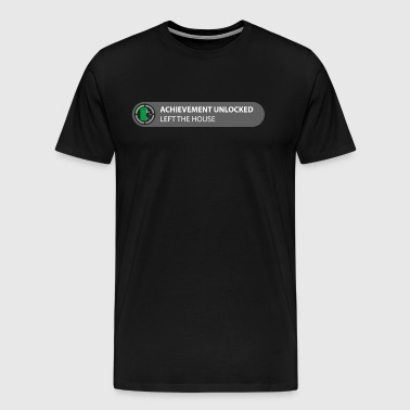 Achievement Unlocked - Men's Premium T-Shirt