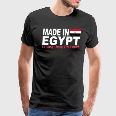 Made in Egypt a long long time ago - Men's Premium T-Shirt