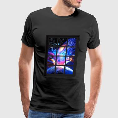 Universe Astronomy Outer Space Planets 20 - Men's Premium T-Shirt