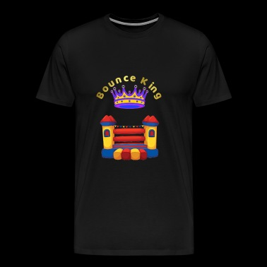 Bounce House King Fun Summer - Men's Premium T-Shirt