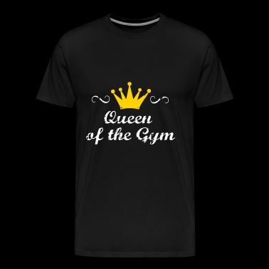 gym - Men's Premium T-Shirt