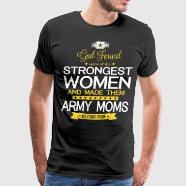 God Found Strongest Women T Shirt - Men's Premium T-Shirt