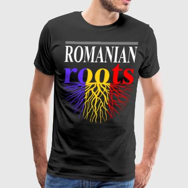 Romanian Roots Tshirt - Men's Premium T-Shirt