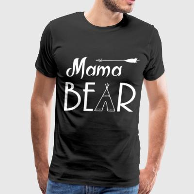 Mama Bear t-shirts - Men's Premium T-Shirt
