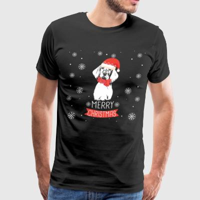Best Christmas Day Ever With My Vizsla, Best Shirt - Men's Premium T-Shirt