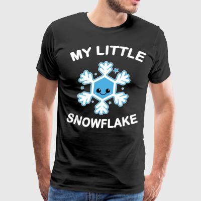 My Little Snowflake - Men's Premium T-Shirt