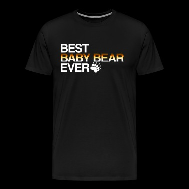 LGBT Gay Pride Best Bear - Men's Premium T-Shirt