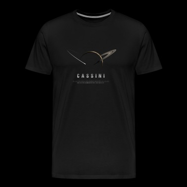 Cassini Farewell - Men's Premium T-Shirt
