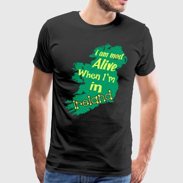 I'm In Ireland Shirt - Men's Premium T-Shirt