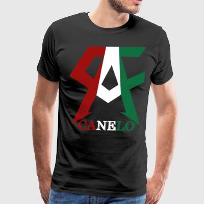 TEAM CANELO ALVAREZ BOXING MEXICO - Men's Premium T-Shirt