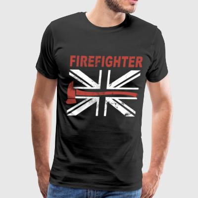 FIREFIGHTER - Men's Premium T-Shirt