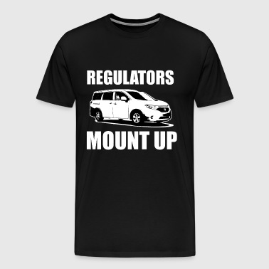 REGULATOR - Men's Premium T-Shirt