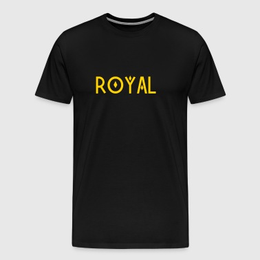 Royal Gold - Men's Premium T-Shirt
