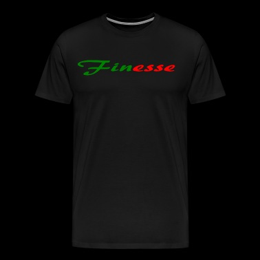 Finesse - Men's Premium T-Shirt