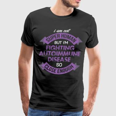 Autoimmune Disease Awareness - Men's Premium T-Shirt