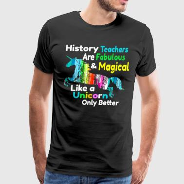 History Teacher - Men's Premium T-Shirt
