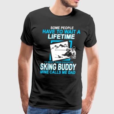 Some people have to wait a lifetime to meet their - Men's Premium T-Shirt