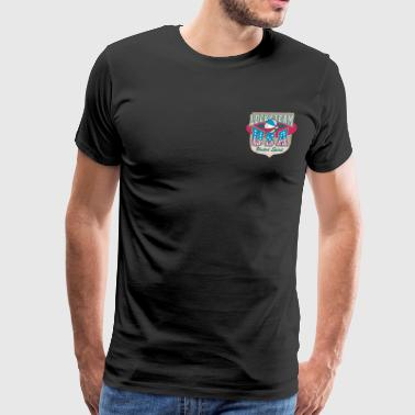 Lucky Team USA - Men's Premium T-Shirt