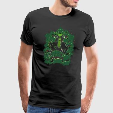 Pickle Rick - Men's Premium T-Shirt