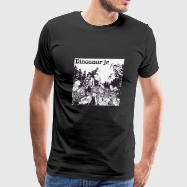 Dinosaur Jr. - Men's Premium T-Shirt