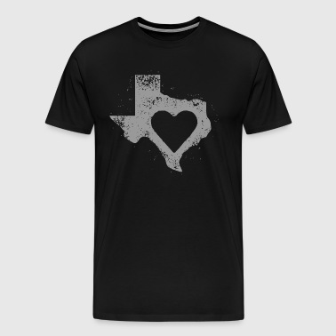 Texas Love - Men's Premium T-Shirt